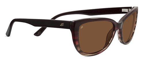 Serengeti Sophia Red Taupe  Sunglasses