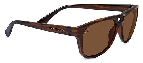 Serengeti Tommaso Shiny Stripe  Sunglasses