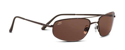 Serengeti Velocity Espresso Polar  Sunglasses