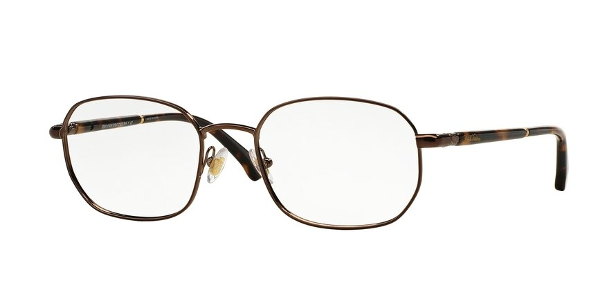 Brooks Brothers 0BB1015 Brown Eyeglasses