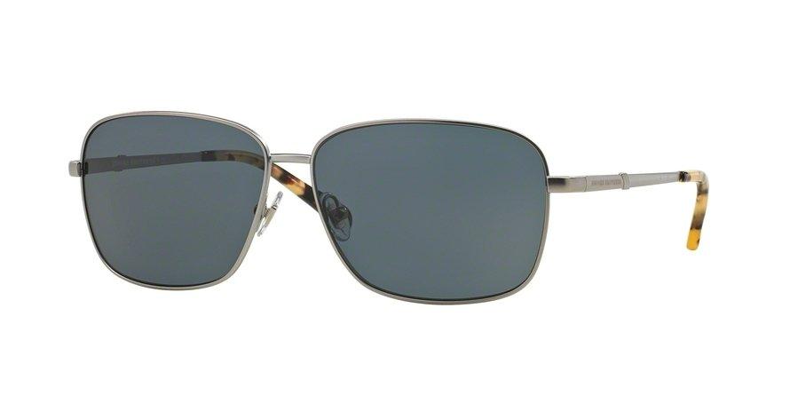 Brooks Brothers 0BB4032S Gunmetal Sunglasses
