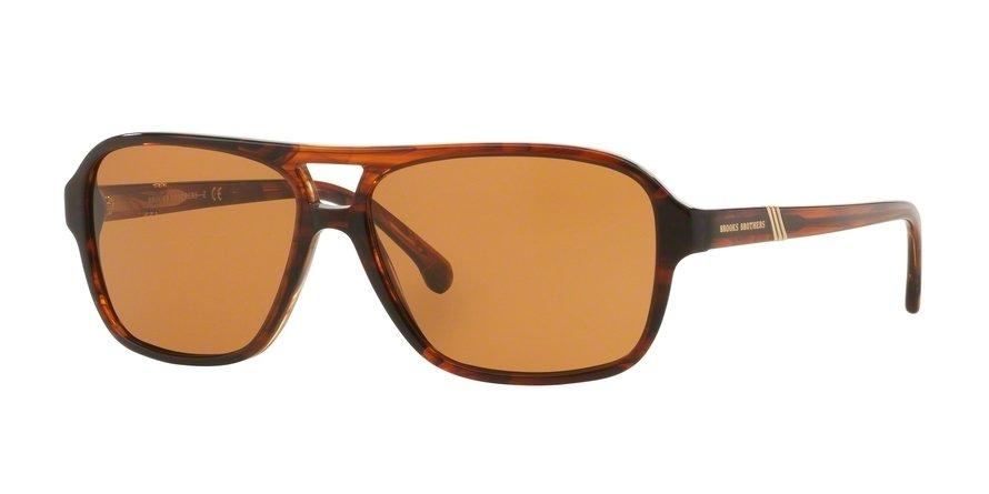 Brooks Brothers 0BB5023S Havana Sunglasses