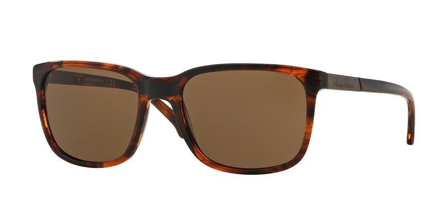 Brooks Brothers 0BB5026S Brown Sunglasses