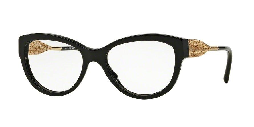 Burberry 0BE2210F Black Eyeglasses
