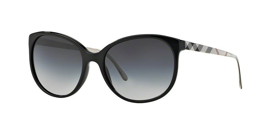 Burberry 0BE4146 Black Sunglasses