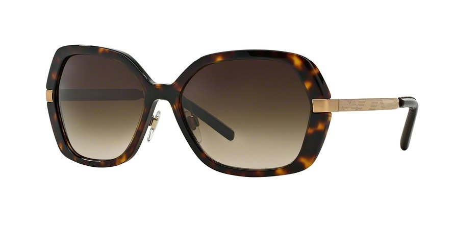 Burberry 0BE4153Q Havana Sunglasses