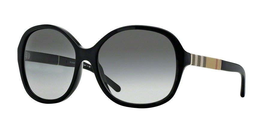 Burberry 0BE4178 Black Sunglasses