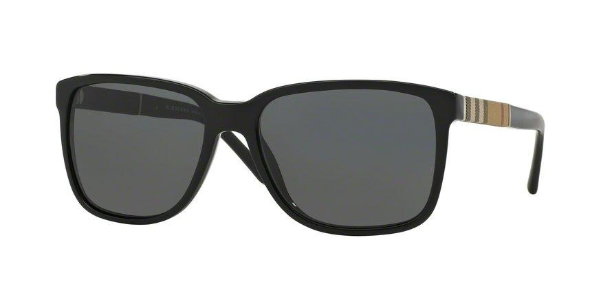 Burberry 0BE4181 Black Sunglasses