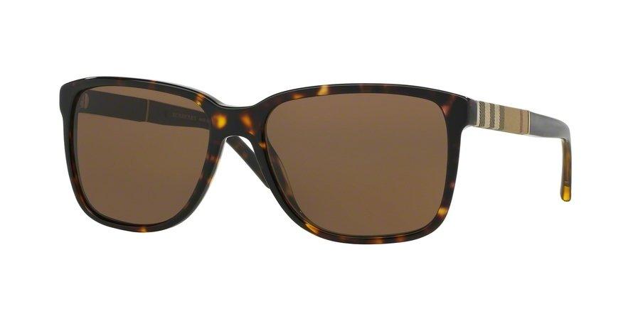 Burberry 0BE4181 Havana Sunglasses
