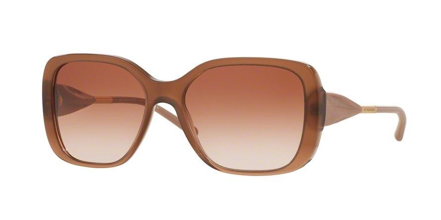 Burberry 0BE4192 Light Brown Sunglasses