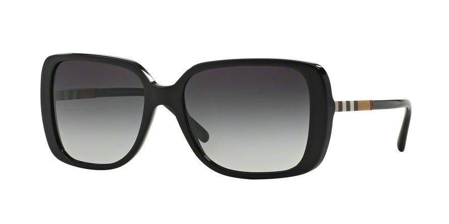 Burberry 0BE4198F Black Sunglasses