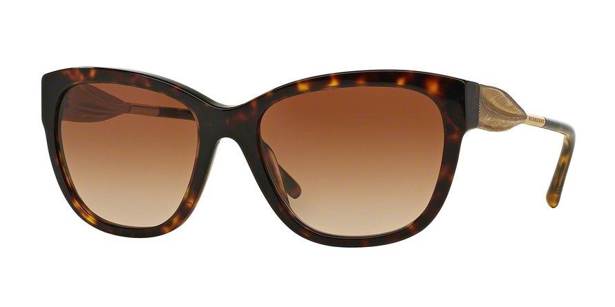 Burberry 0BE4203 Havana Sunglasses