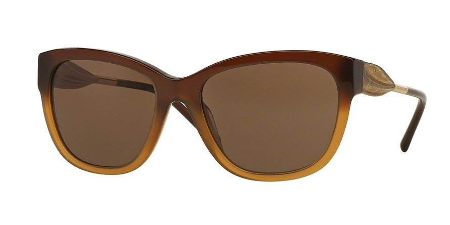 Burberry 0BE4203 Brown Sunglasses