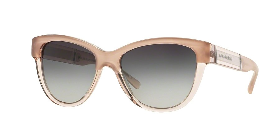 Burberry 0BE4206 Light Brown Sunglasses