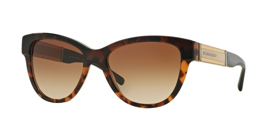 Burberry 0BE4206F Havana Sunglasses