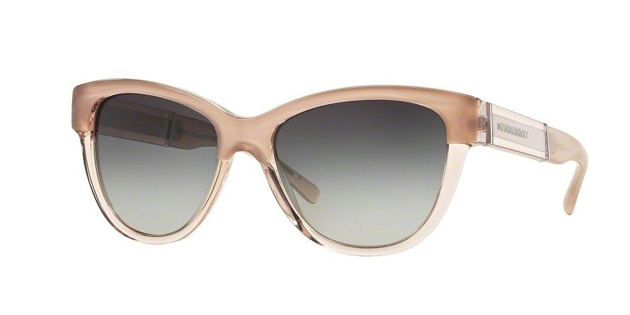Burberry 0BE4206F Light Brown Sunglasses