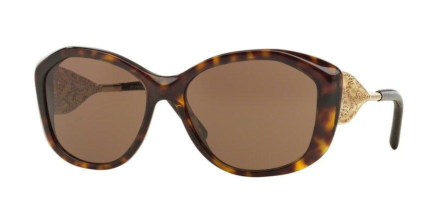 Burberry 0BE4208Q Havana Sunglasses