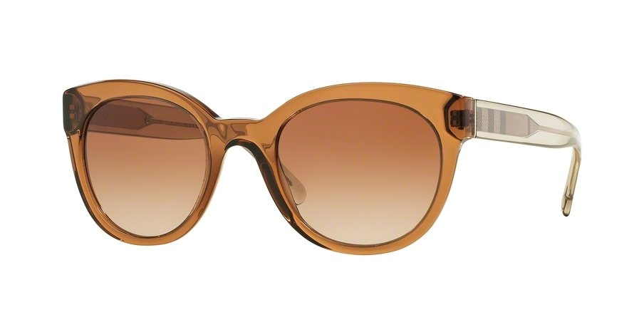 Burberry 0BE4210 Brown Sunglasses