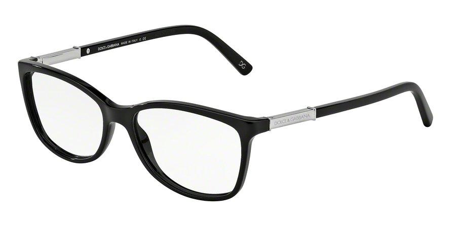 Dolce & Gabbana 0DG3107 Black Eyeglasses