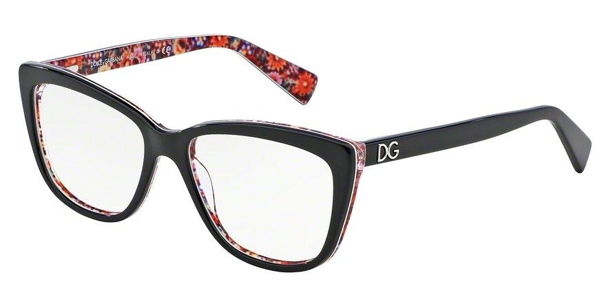 Dolce & Gabbana 0DG3190 Black Eyeglasses
