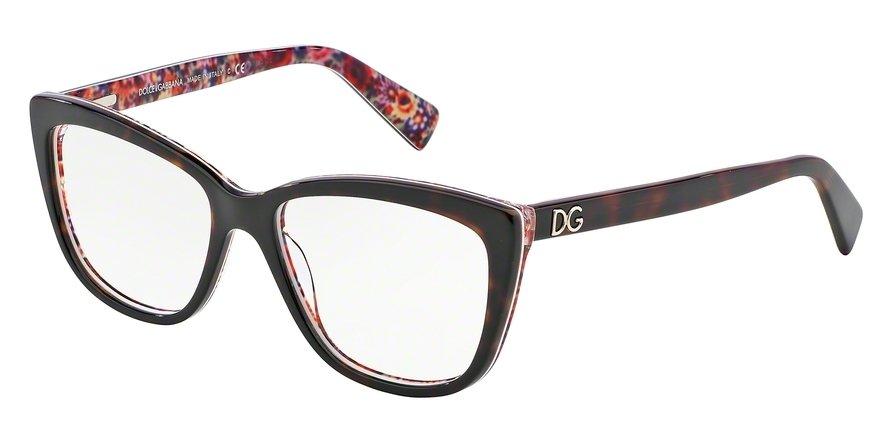 Dolce & Gabbana 0DG3190 Havana Eyeglasses