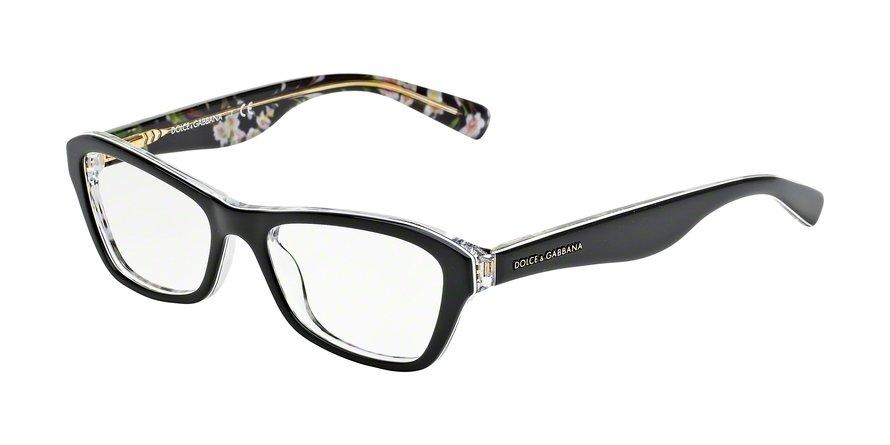 Dolce & Gabbana 0DG3202 Black Eyeglasses