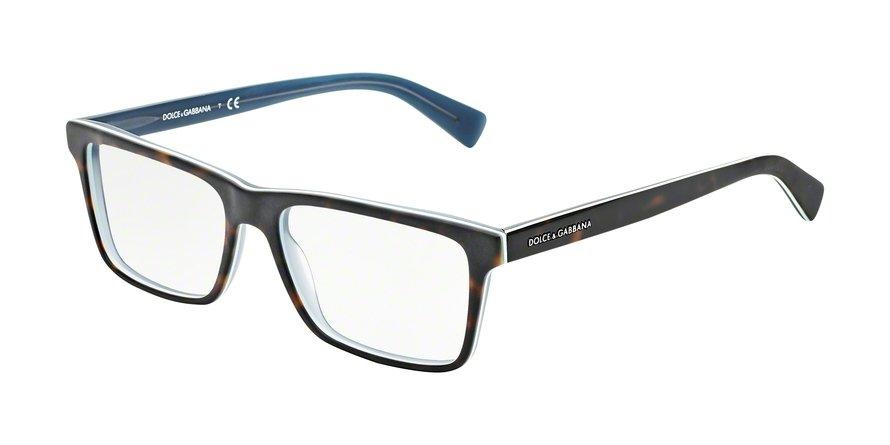 Dolce & Gabbana 0DG3207 Havana Eyeglasses