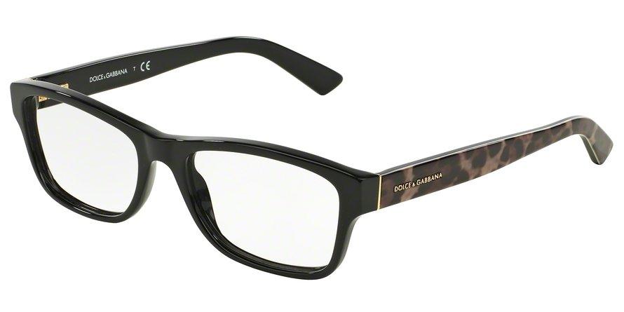 Dolce & Gabbana 0DG3208 Black Eyeglasses