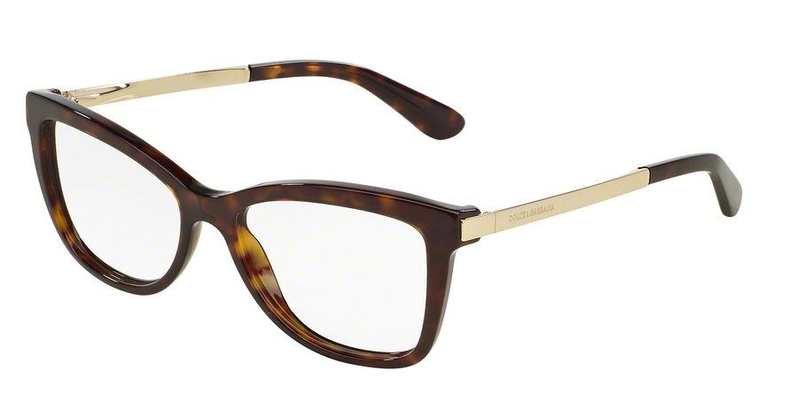 Dolce & Gabbana 0DG3218 Havana Eyeglasses