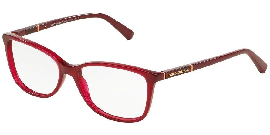 Dolce & Gabbana 0DG3219 Bordeaux Eyeglasses