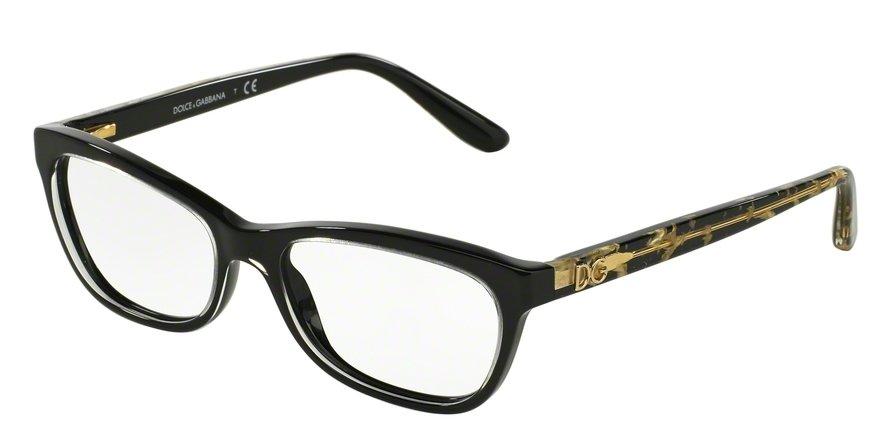 Dolce & Gabbana 0DG3221 Black Eyeglasses
