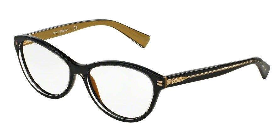 Dolce & Gabbana 0DG3232 Black Eyeglasses