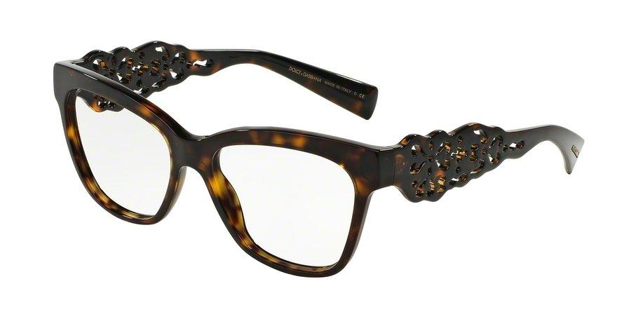 Dolce & Gabbana 0DG3236 Havana Eyeglasses