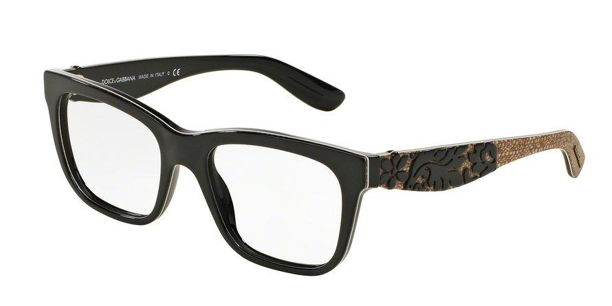 Dolce & Gabbana 0DG3239 Black Eyeglasses