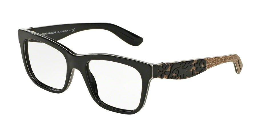 Dolce & Gabbana 0DG3239F Black Eyeglasses