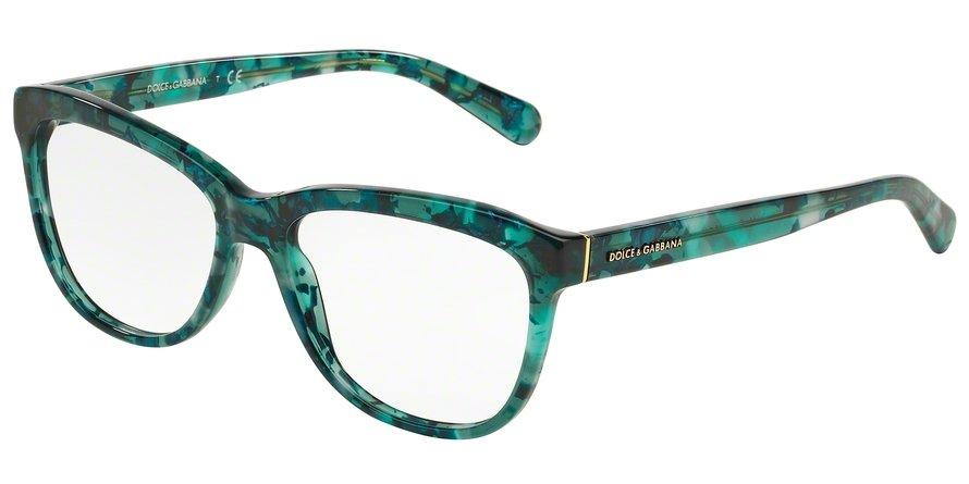 Dolce & Gabbana 0DG3244 Green Eyeglasses