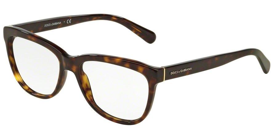 Dolce & Gabbana 0DG3244 Havana Eyeglasses