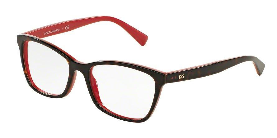 Dolce & Gabbana 0DG3245 Havana Eyeglasses