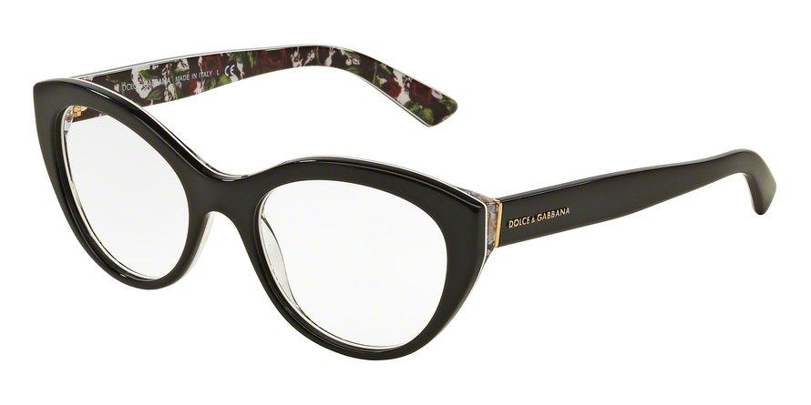 Dolce & Gabbana 0DG3246 Black Eyeglasses