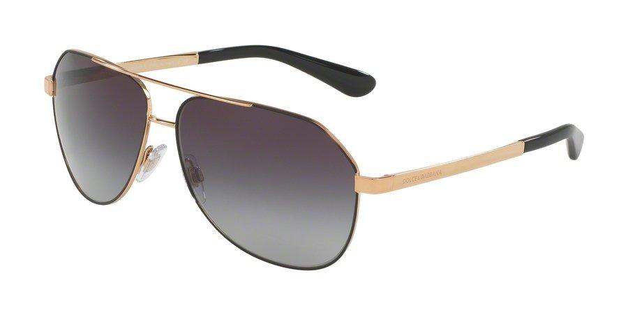 Dolce & Gabbana 0DG2144 Gold Sunglasses