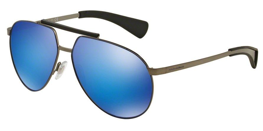 Dolce & Gabbana 0DG2152 Blue Sunglasses