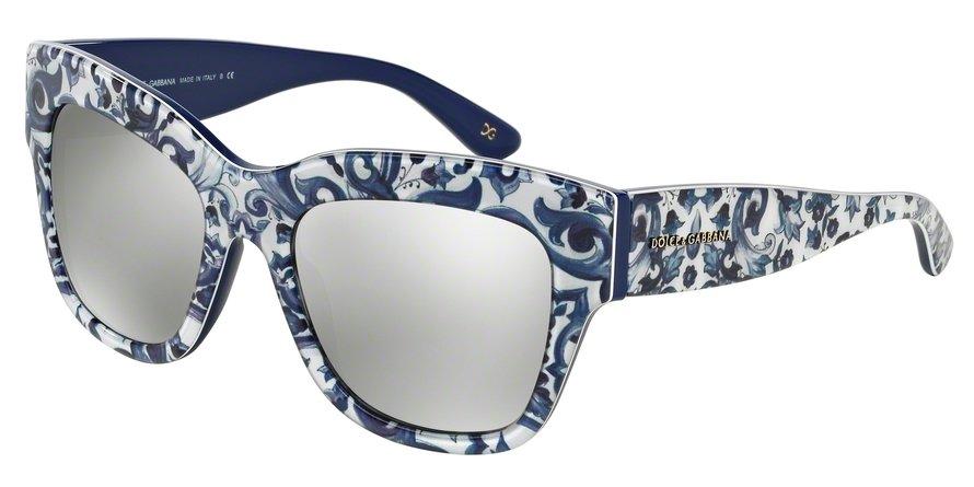 Dolce & Gabbana 0DG4231 MAIOLICHE PARTENOPEEBLUE Sunglasses