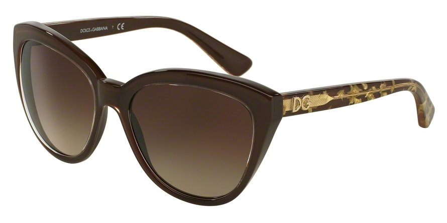 Dolce & Gabbana 0DG4250 Brown Sunglasses