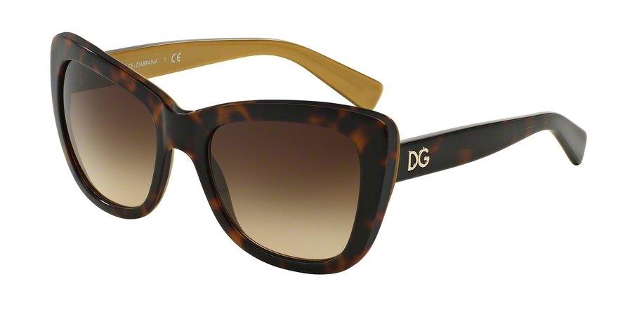 Dolce & Gabbana 0DG4260 Havana Sunglasses