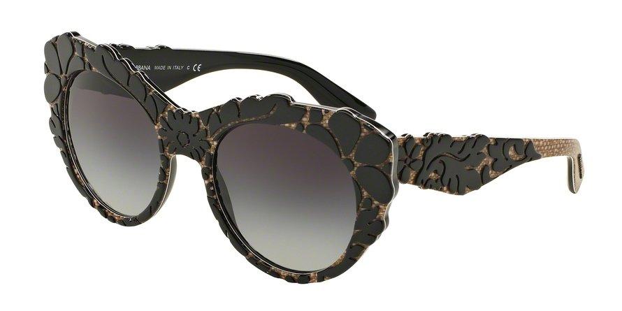 Dolce & Gabbana 0DG4267 Black Sunglasses
