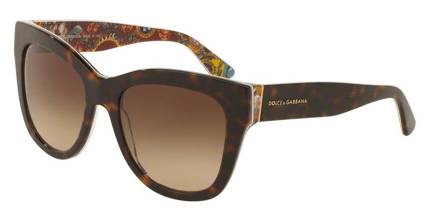 Dolce & Gabbana 0DG4270F TOP HAVANAHANDCART Sunglasses