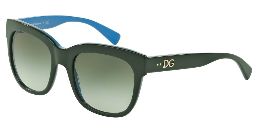 Dolce & Gabbana 0DG4272 Green Sunglasses