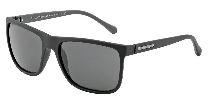 Dolce & Gabbana 0DG6086 Black Sunglasses