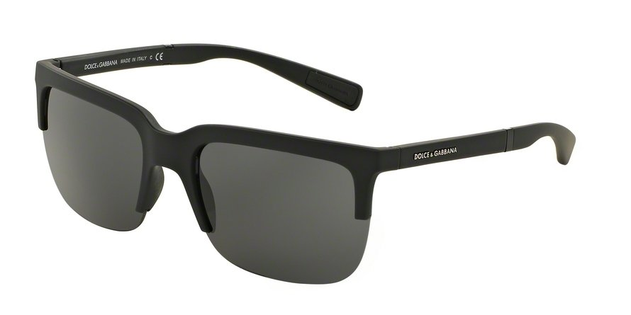 Dolce & Gabbana 0DG6097 Black Sunglasses