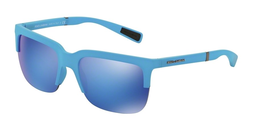 Dolce & Gabbana 0DG6097 Light Blue Sunglasses